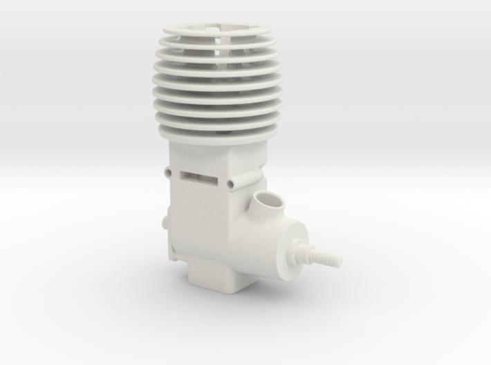 Mini 2 Stroke Motor 3d printed