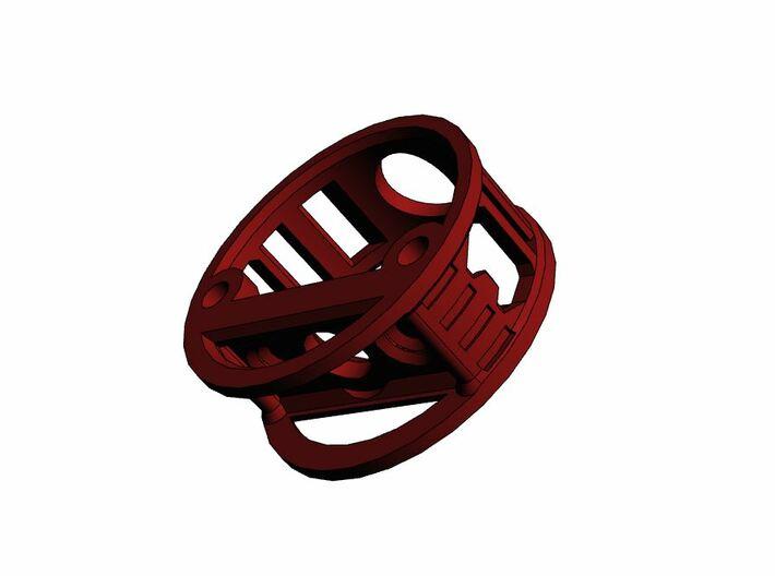 GCM114-04-01 - R.I.C.E.™ Port Style1 holder 3d printed
