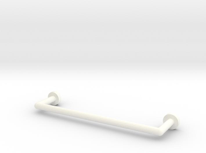 Towel rail small 1:12 3d printed