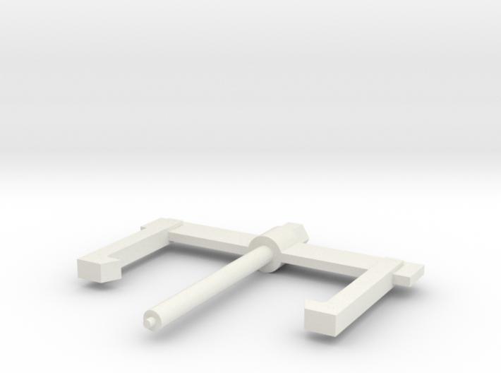 Gear puller dan 3d printed
