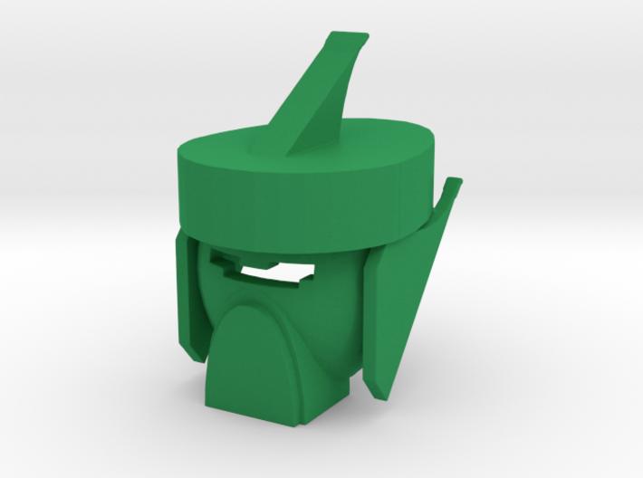 Cyclone's Kanohi Mask 3d printed