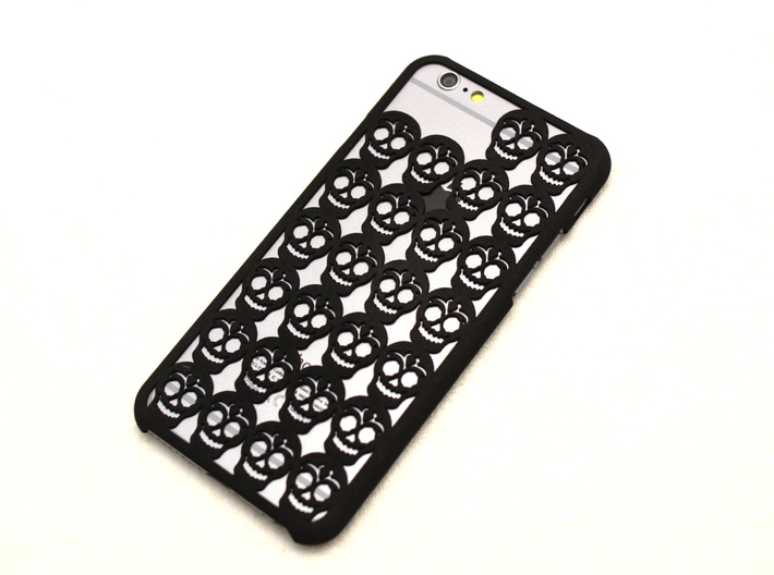 Skull iPhone 6/6S case for 4.7inch 3d printed
