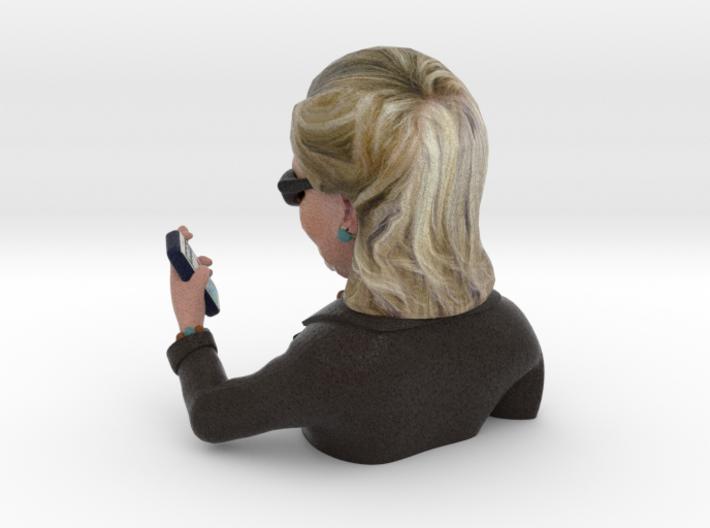 Hillary Clinton Meme 3d printed