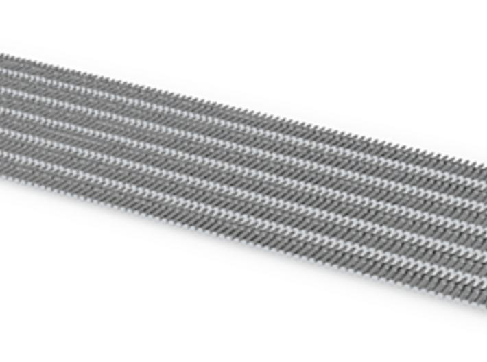 .30 CAL Belt 1:35 3d printed CAD model rendering