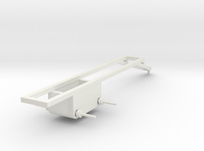 1/64 Pull type frame- long 3d printed
