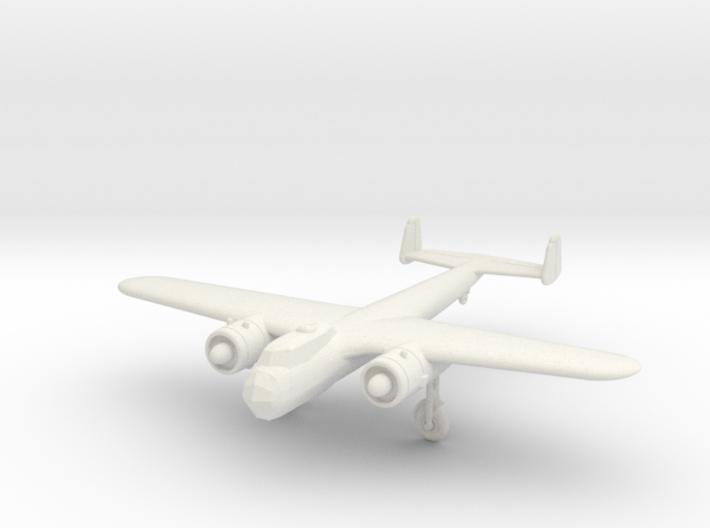 1/144 Dornier Do-17Z 3d printed