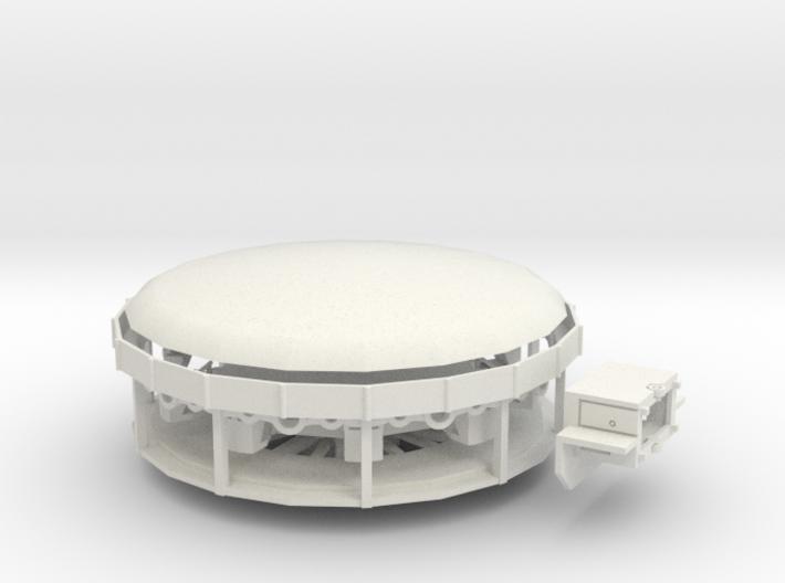 Swingmill - Antrieb 1:220 (Z scale) 3d printed