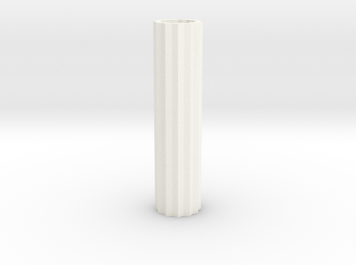 Cog Modern Vase Tall 1:12 scale 3d printed