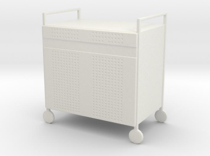 HTLA Laptop Cart 5% 3d printed