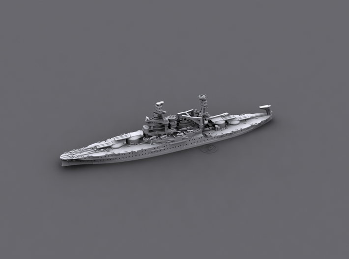 US BB39 Arizona[1941] 3d printed Computer software render
