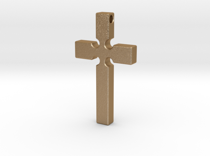 Monroe Cross 3d printed