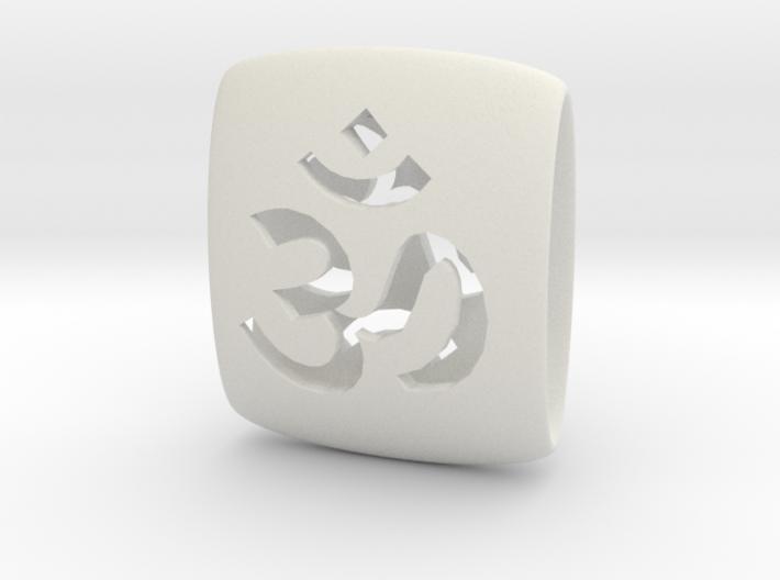 Om Link 3d printed