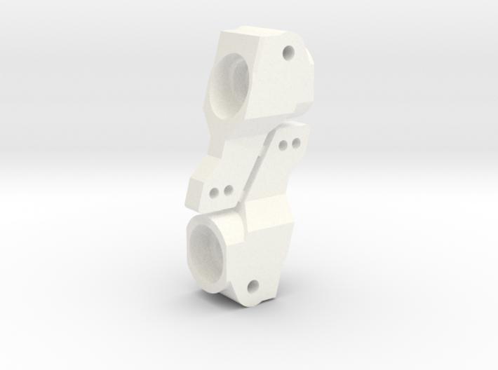 NIX63651 Rear Hubs for RC10 3d printed