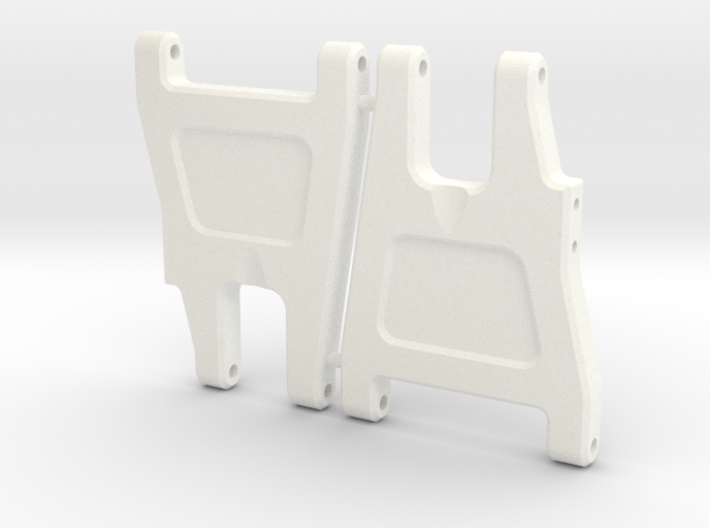 NIX63551 - RC10 wide rear arms 3d printed