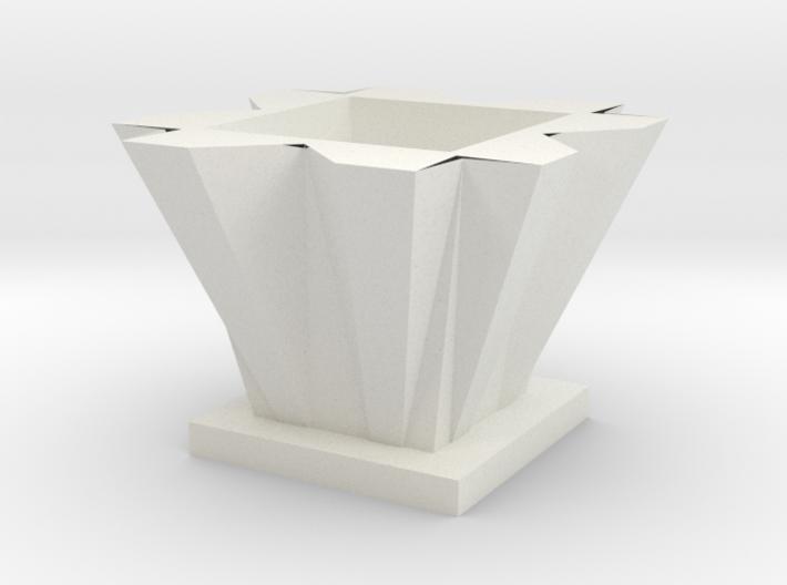 Vase 4 3d printed