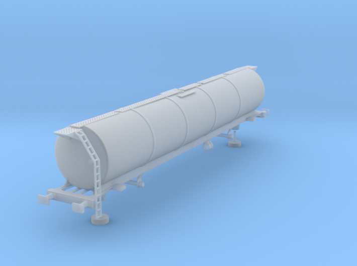 TDA Murco Tank Wagon N Scale 3d printed