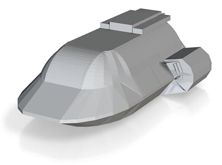 Defiant Shuttle 1/1400 3d printed