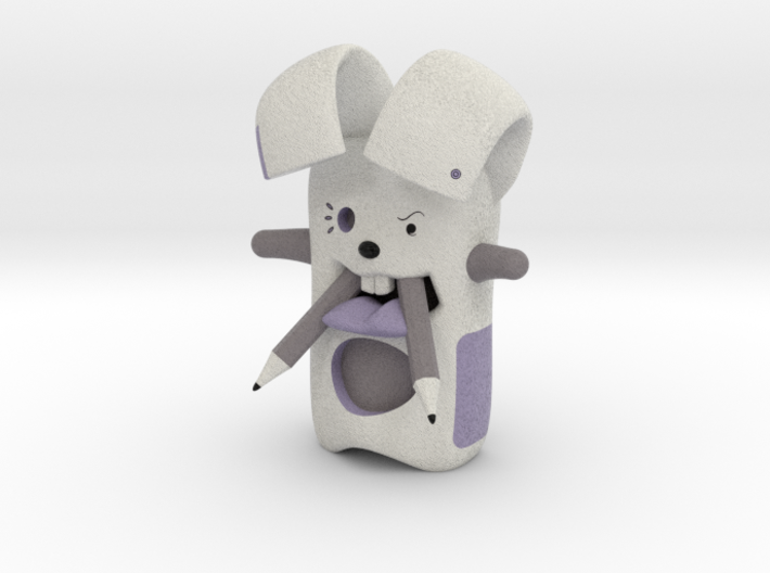 Pencil Gang Bunny | Stina Jones 3d printed