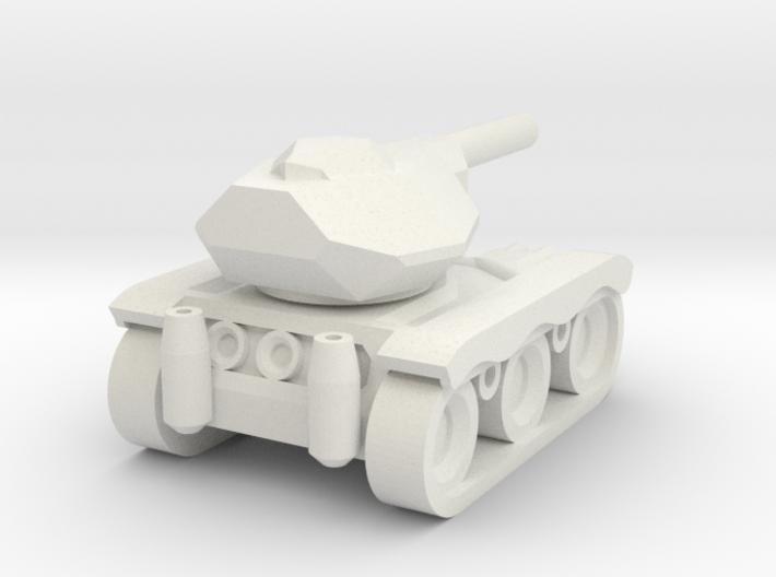 Haubitze Mini 3d printed