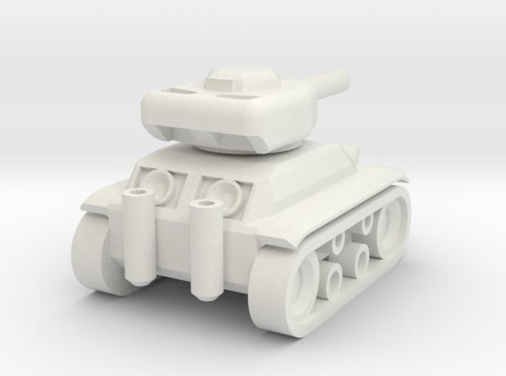 Panzer '74 Mini 3d printed