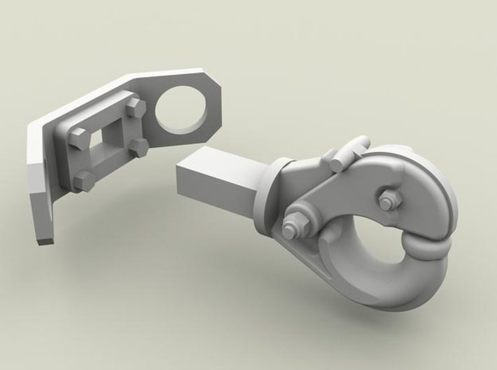 1/35 SPM-35-006 Pintle hook 3d printed