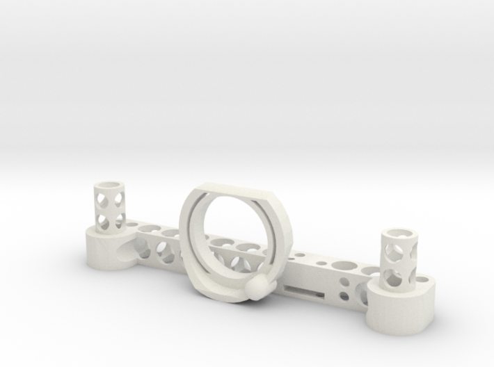 DJI Phantom FO-OSD (Fibre Optic OSD) - d3wey 3d printed