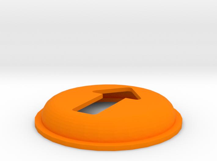 GPSBOX Arrow Cap 3d printed