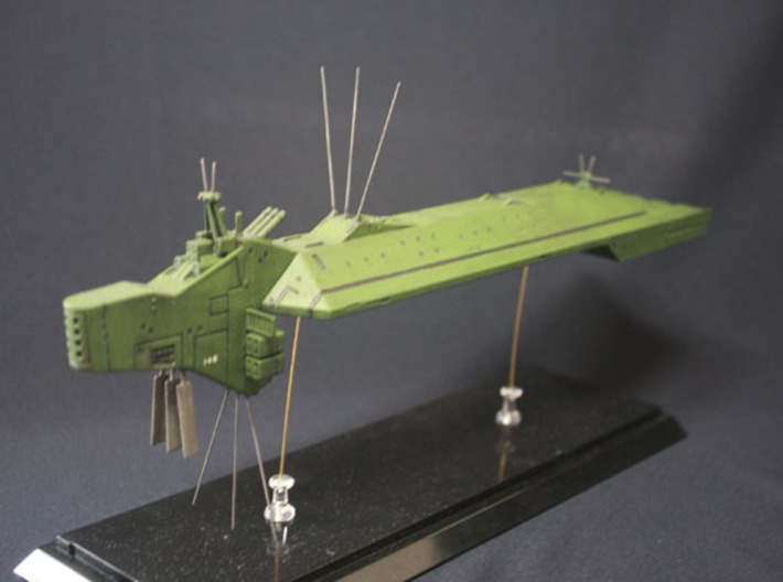 LoGH Alliance Carrier 1:3000 (Part 2/3) 3d printed Photo