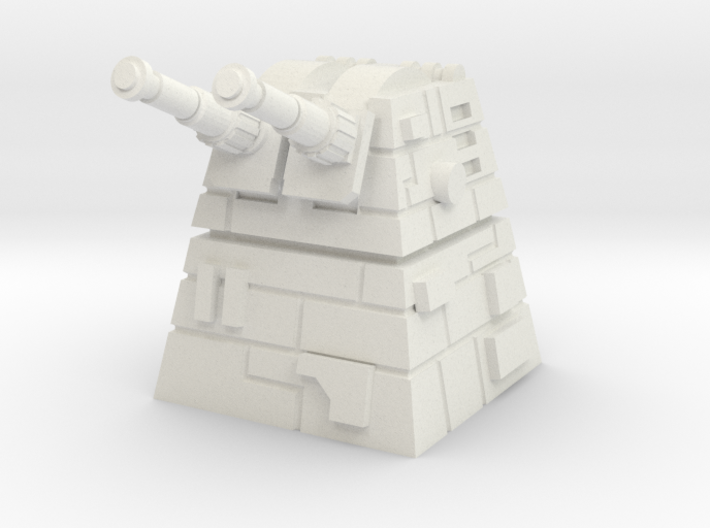 Turbolaser Turret 3d printed