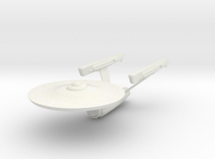 Phase II Enterprise 3d printed