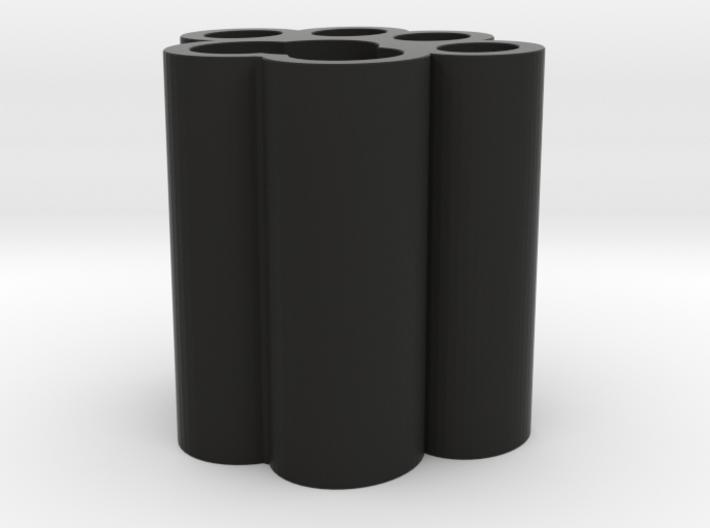 Cat Paw Vase - 64_64_64_2_s48_bv 3d printed