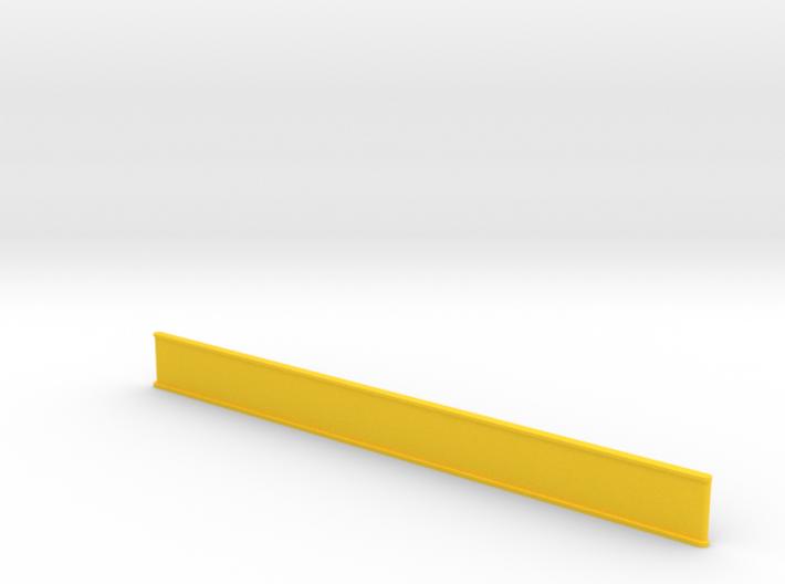 ZMR250 Bumper for LED Strip 12x150mm 3d printed