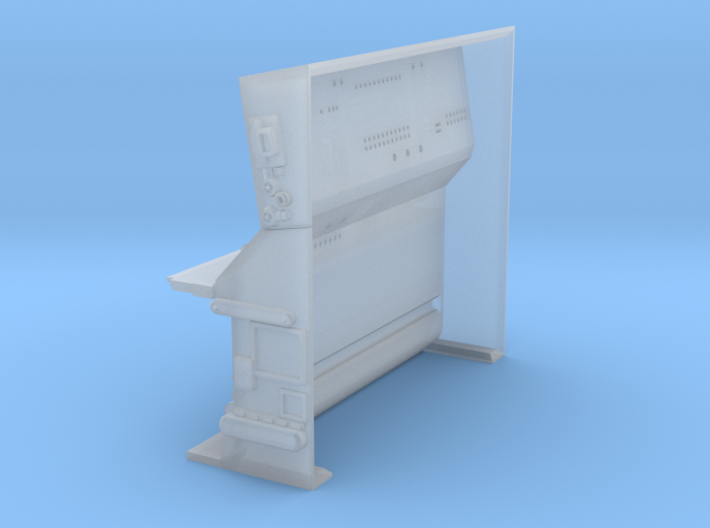 YT1300 DEAGO HALL NAV CONSOLE 3d printed