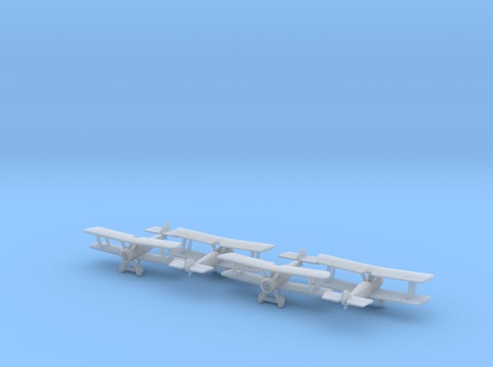 1/350 Sopwith Pup 3d printed