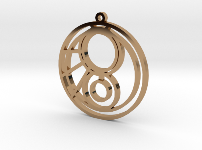 Jemma - Necklace 3d printed