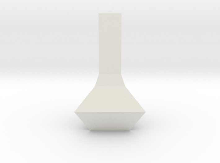 Chess Pawn Runner 3d printed