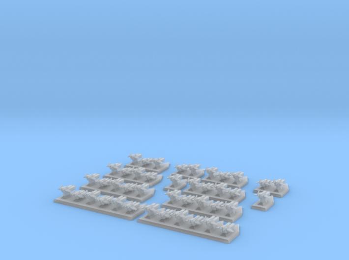 Legion - Boarding Torpedo 3d printed