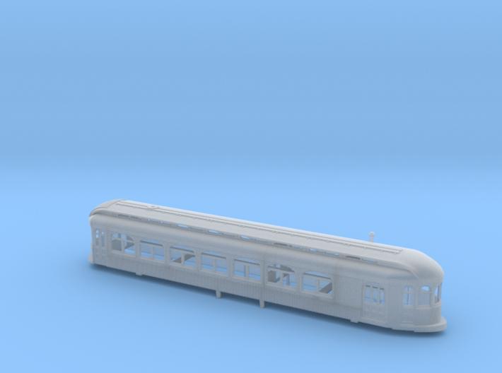 #87-1111 - Interurban Windsplitter Carbody 3d printed