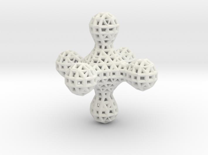 BobySchwartz math art 3d printed