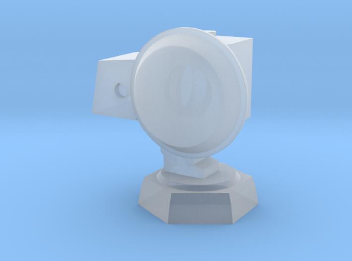 1:72 SAAB Ceros200-LightWeight radar 3d printed