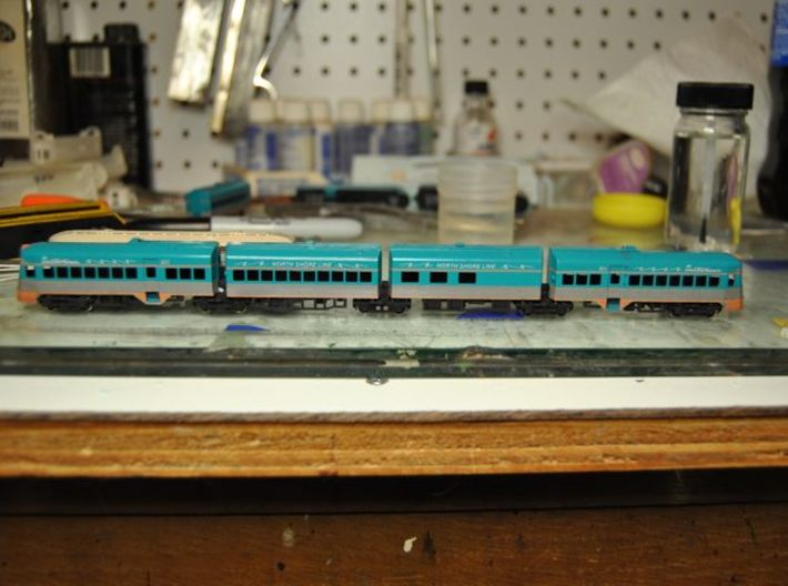 CNSM Electroliner 3d printed Painted and decalled by Randy S