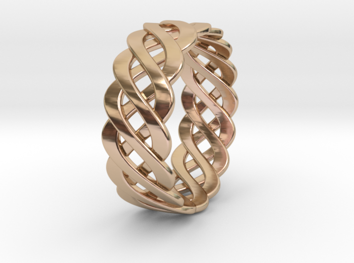 Infinity Celtic Band 3d printed