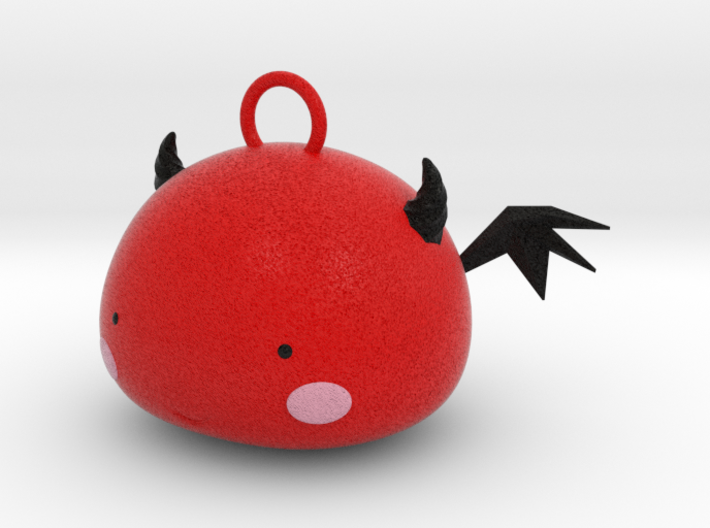 Little Devil 3d printed