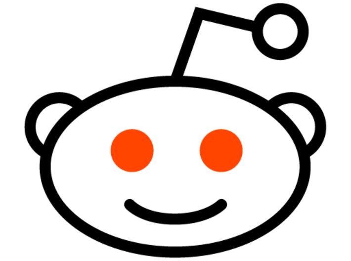 reddit - Branding Iron for BIC lighter 3d printed