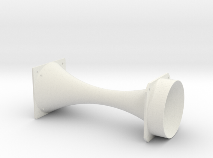 Bernoulli 3d printed