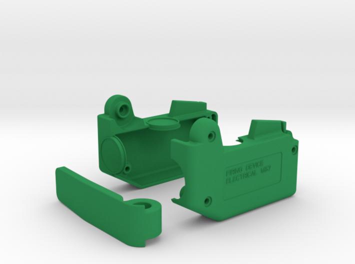 M-57 Clacker Box Mod Enclosure 3d printed