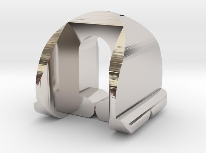 I♥U Shape 3d printed