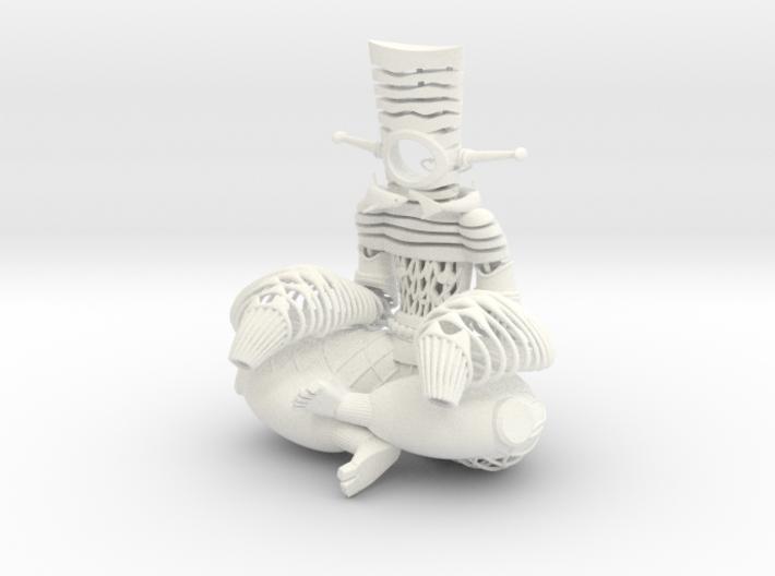 SharkPasha 3d printed