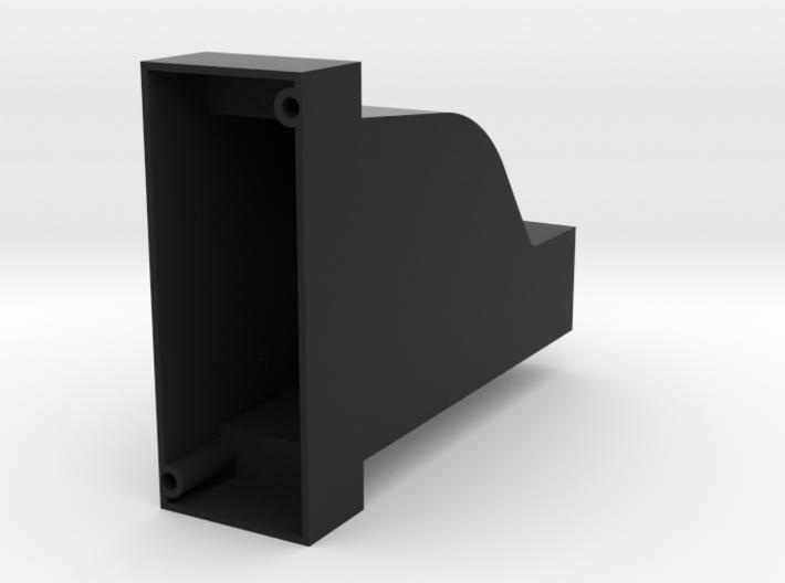 Pressure Gauge Body 3d printed