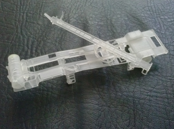 SA-2 Guideline carier 3d printed version 1